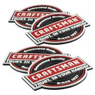 Craftsman 4 pc. Whimsical Coaster Set at Sears.com