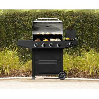 Gas Bbq With Stainless Lid Become The Best Backyard Chef