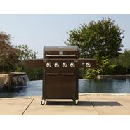 Kenmore 4-Burner Gas Grill - Mocha at Sears.com