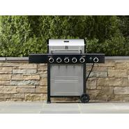 Kenmore 5 Burner LP Gas Grill with Side Burner at Kmart.com
