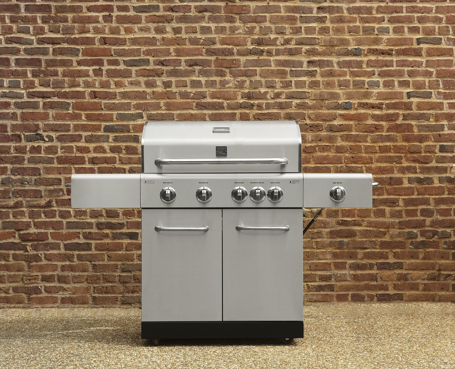 4-Burner-LP-Gas-Grill-with-Rotisserie-Burner-and-Side-Burner