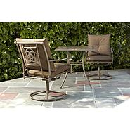 Garden Oasis Elmore 3pc Bistro Set at Sears.com