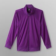 Athletech Women's Plus Athletic Jacket - Tricot at Kmart.com