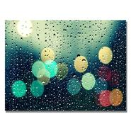 Trademark Fine Art Beata Czyzowska Young 'Rainy City' Canvas Art at Sears.com