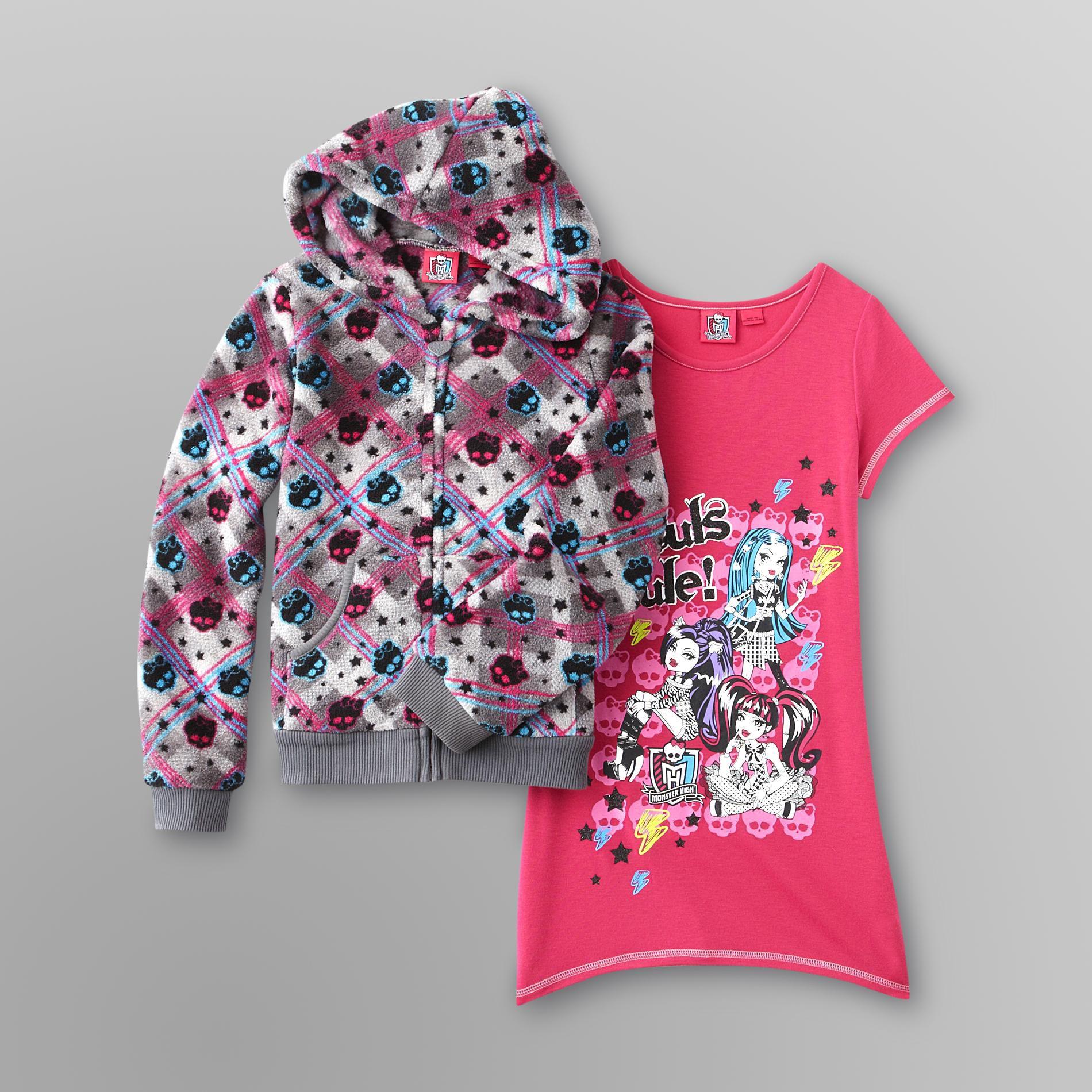 Mattel Monster High Girl's T-Shirt &
