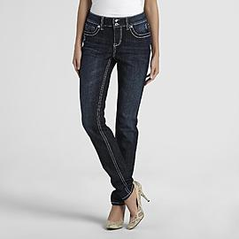 Canyon River Blues Women's Rhinestone Jeans at Sears.com
