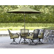 Garden Oasis Bowery 5pc Dining Set at Kmart.com