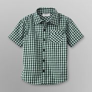 Toughskins Infant & Toddler Boy's Shirt - Plaid at Sears.com