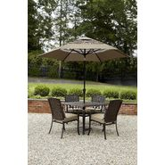 La-Z-Boy Outdoor McKenna 5 pc. Dining Set Bundle at Kmart.com