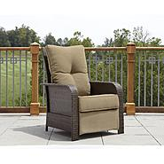 La-Z-Boy Outdoor Benjamin Recliner at Sears.com