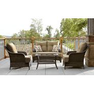 La-Z-Boy Outdoor Benjamin 4pc Seating Set at Sears.com