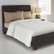Colormate Ultra-Plush Comforter - Ivory at Sears.com