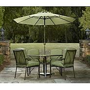 Garden Oasis Shoal Creek 5pc Dining Set Bundle at Kmart.com