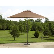 La-Z-Boy Outdoor Dylan 9ft Crank/Tilt Umbrella at Kmart.com