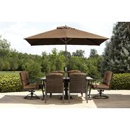 La-Z-Boy Outdoor Dylan 7pc Dining Set Bundle at Kmart.com