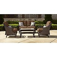 La-Z-Boy Outdoor Dylan 4pc Motion Set at Sears.com