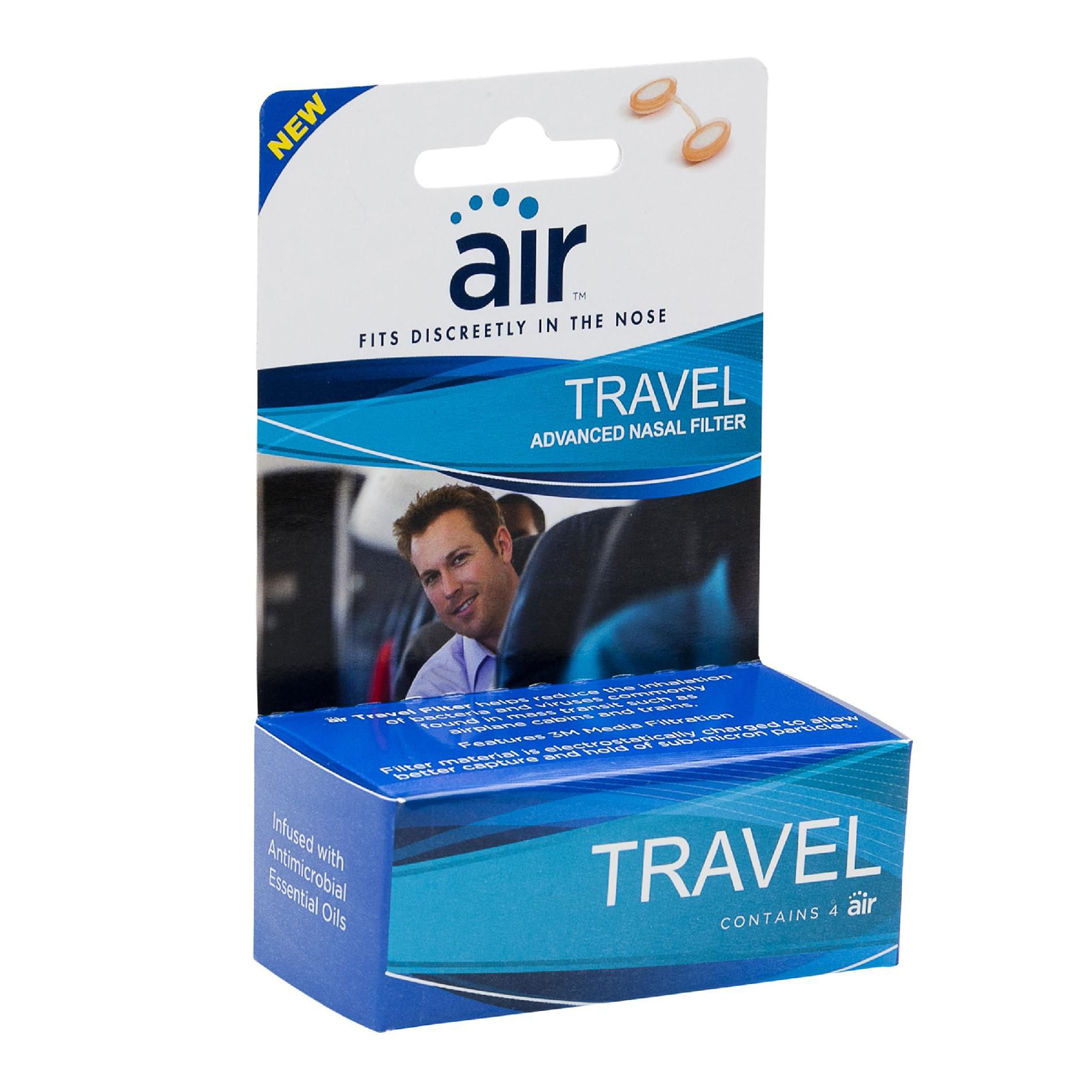 air™ Travel - Advanced Nasal