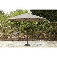La-Z-Boy Outdoor Halley 9ft Umbrella at Kmart.com