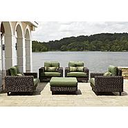 La-Z-Boy Outdoor Hayden 5pc Chat Set at Sears.com