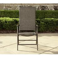 La-Z-Boy Outdoor Alex High Back Sling Folding Chair at Kmart.com