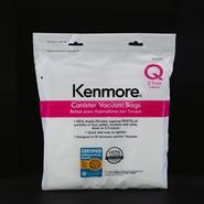 Kenmore Style Q HEPA Vacuum Bags for Canister Vacuums, 2pk at Sears.com