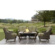 La-Z-Boy Outdoor Peyton 5pc Firepit Chat Set at Sears.com