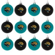 Forever Collectibles Jacksonville Jaguars 12-pack Plastic Ball Christmas Ornaments at Kmart.com
