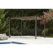 Garden Oasis Pergola with Canopy at Kmart.com