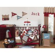 Sweet Jojo Designs All Star Sports Collection 9pc Crib Bedding Set at Kmart.com