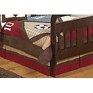 Sweet Jojo Designs All Star Sports Collection Toddler Bed Skirt at Kmart.com