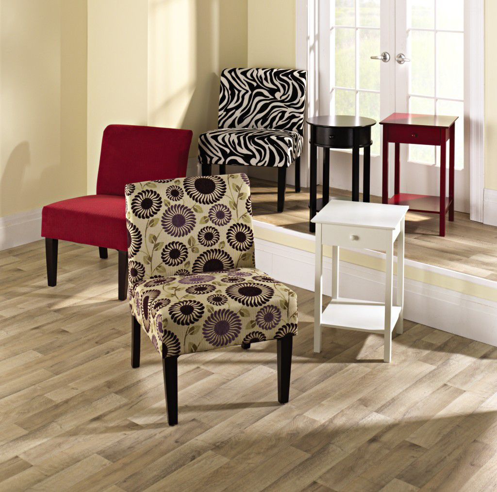 Accent Table and Chair Collection