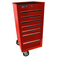 Homak 41 in Side Add-On with 7 Drawers -Red at Sears.com