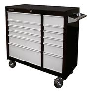 Homak 41 in Black and Gray SE Series 12-Drawer Rolling Cabinet at Sears.com