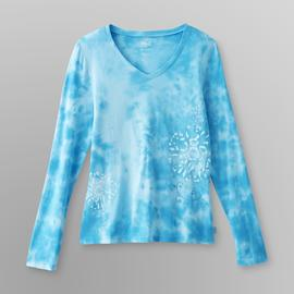 Everlast® Women's Athletic T-Shirt - Cloud Tie-Dye at Sears.com