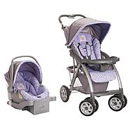 Disney Pooh's Garden Travel System Purple at Sears.com