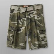 LEE Men's Belted Cargo Shorts - Camouflage at Sears.com