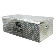 Tradesman TALATV36 36-Inch Aluminum ATV Storage Box, Diamond Plated, Silver at Kmart.com