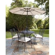 Garden Oasis Steinbeck 7pc Dining Set Bundle at Kmart.com