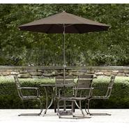 Garden Oasis Ridgetown 5pc Slat Sling Action Dining Set at Sears.com