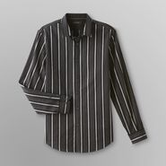 Structure Young Men's Modern Fit Dress Shirt - Stripes at Sears.com