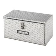 Tradesman TALUB24 24-Inch Aluminum Underbody Truck Tool Box, Diamond Plated, Silver at Sears.com