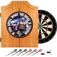 WWE The Rock Dart Cabinet Set at Sears.com