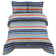 Bed Ink Fisher Stripe Comforter With 2 Shams at Kmart.com