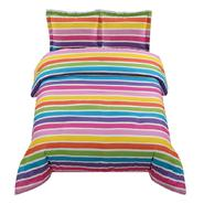 Bed Ink Lollipop Rainbow Comforter With 2 Shams at Sears.com
