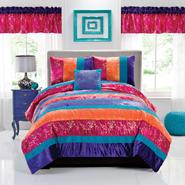 1000 Wild Crush Comforter With 2 Shams at Kmart.com