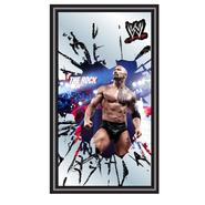 WWE The Rock Framed Logo Mirror at Kmart.com