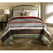 Cannon Variegated Stripe Bedding Collection at Kmart.com