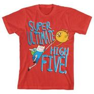Fox Adventure Time Boy's Graphic T-Shirt - High Five at Kmart.com