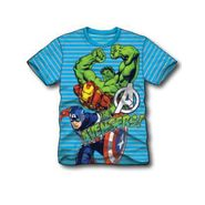 Marvel Avengers Boy's Graphic T-Shirt at Kmart.com