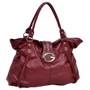 Parinda ANEMONE 01856 Faux Leather Large Handbag at Kmart.com